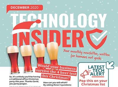 December 2020 Niagara Technology Insider