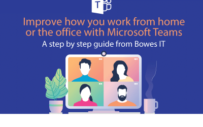 Make Work from Home Easier with Microsoft Teams