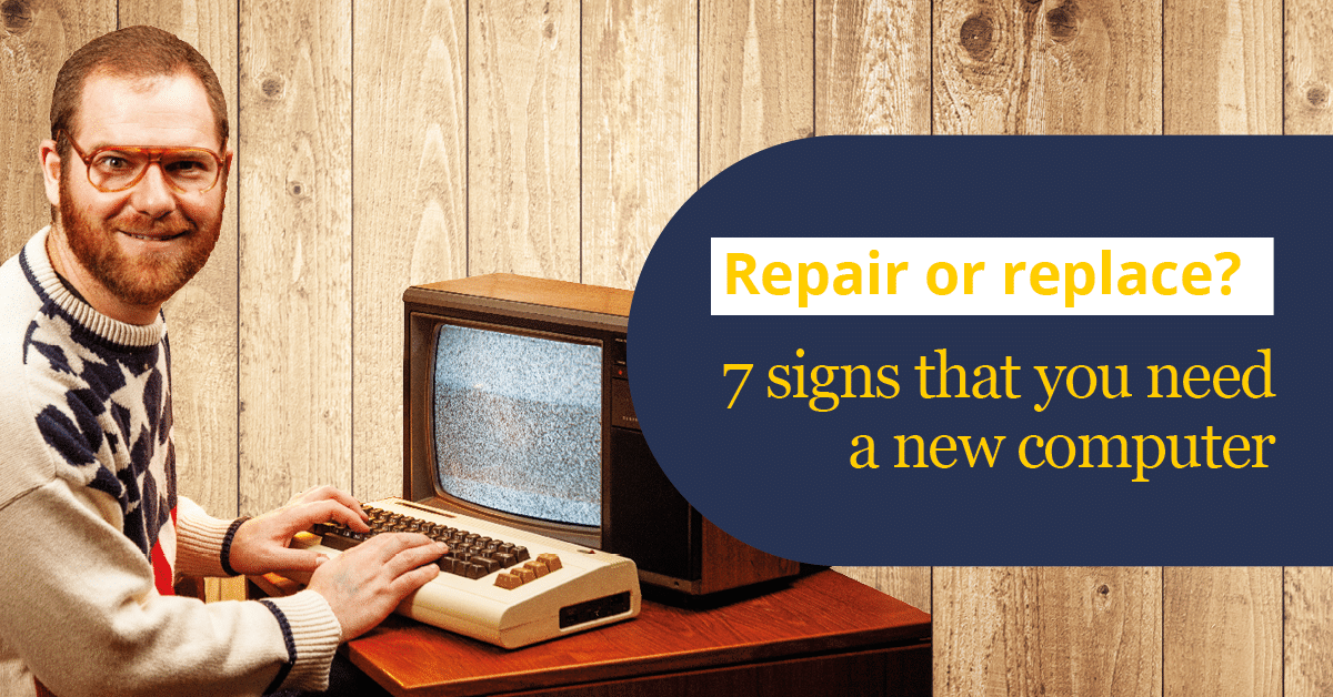 Is it time to replace your computer?