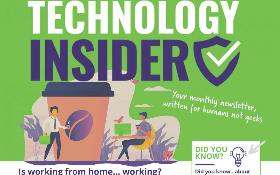 May 2021Technology Insider
