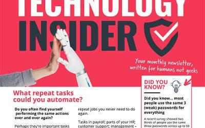 September 2021 Niagara IT Support Technology Insider